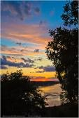 Краски последнего летнего заката