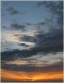 Закаты солнца. Солнечные лучи. Панорамы. Пейзажи высокого разрешения