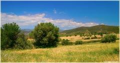 Горный пейзаж. Фото высокого разрешения