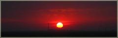Закат Солнца. Панорамные фотографии высокого разрешения. Фотопанорамы