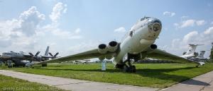 Топливо-заправщик М-4. Фото из музея Дальней Авиации. Рязань