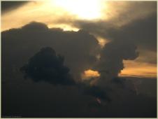 Страшные черные тучи. Грозовые тучи. Фото туч, облаков