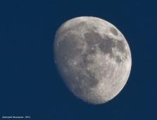 Огромная Луна. Луна вблизи. Лунные кратеры. Терминатор