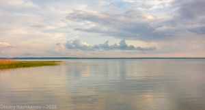 Плещеево озеро. Переславль-Залесский. Фото