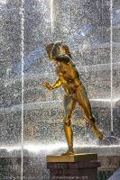 Статуи Большого каскада фонтанов. Петергоф. Фото