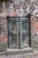 Выборгский замок. Старинная дверь