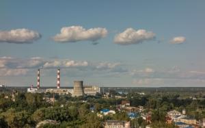 Фот Владимира. Вид со смотровой площадки