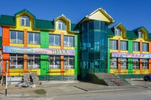 Поселок Тазовский