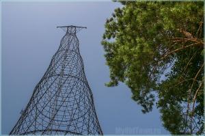 Башня Шухова