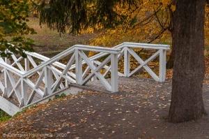 Горбатый мостик. Музей А.С.Пушкина