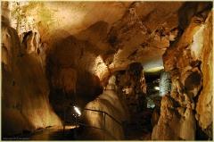 Мраморная пещера. Фотографии крымских пещер
