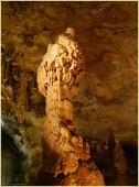 Фотографии больших сталагмитов. Пещера Эмине Баир Хосар в Крыму. Фото пещер