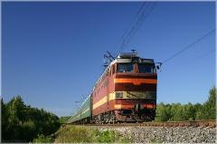 Пассажирский поезд. Скорость. Фотографии поездов