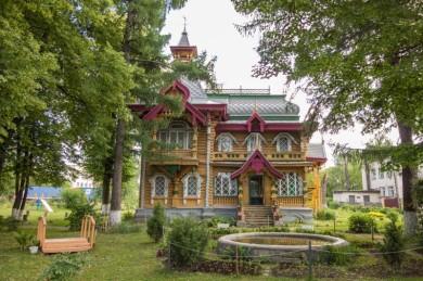 Володарск. Музейный комплекс