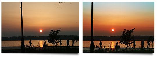 как улучшить фото в фотошопе, обработка фотографии, как получить красивое фото из обычного